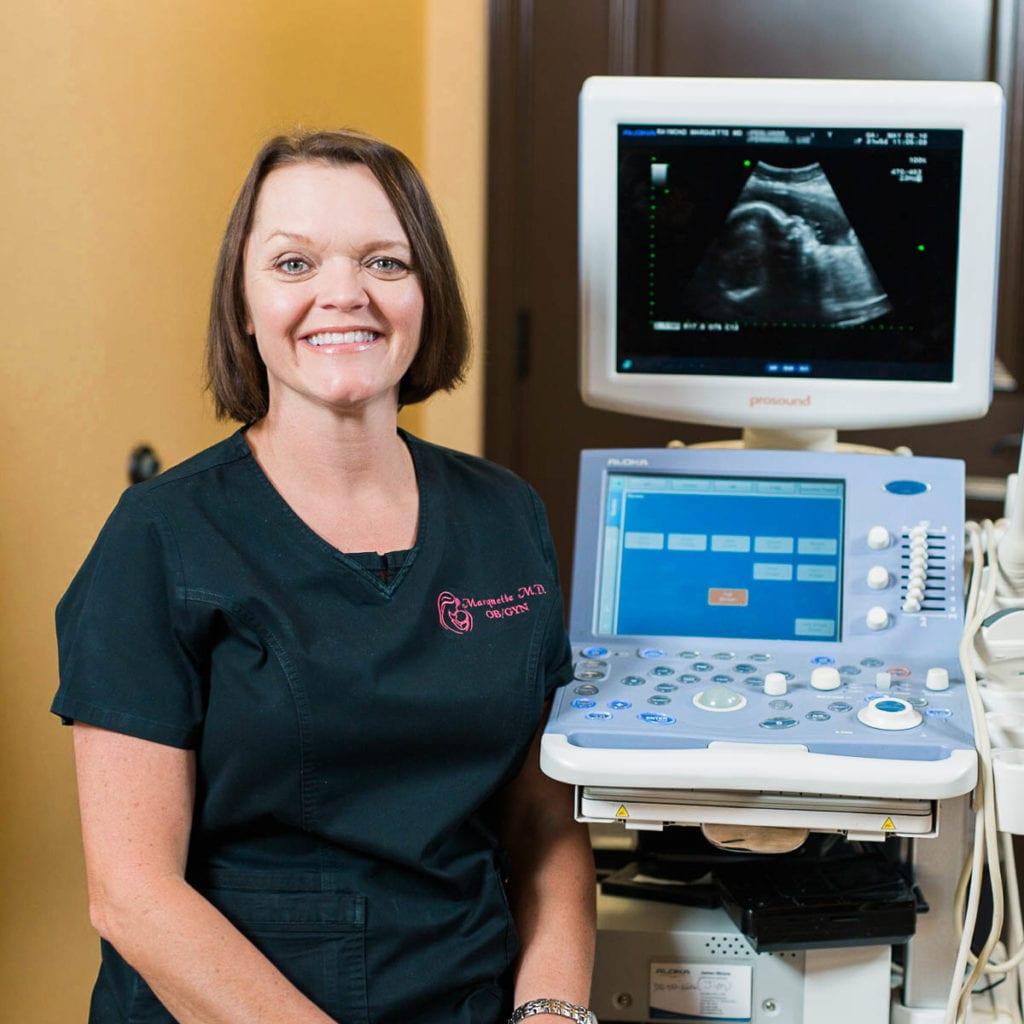 3D Ultrasound Ocala Florida - Judy Pettus RDMS - Ultrasound Technician - Dr Marquette OBGYN